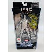 Marvel Legends Walgreens Exclusive Silver Surfer Figure Autographed by Doug Jones