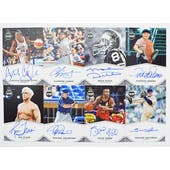 2019 Panini National Sports Convention VIP Party Exclusive Autograph Card Set #2