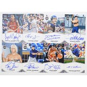 2019 Panini National Sports Convention VIP Party Exclusive Autograph Card Set #5