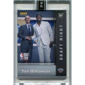 2019 Panini National Convention Instant Basketball Draft Night #DN-ZW Zion Williamson 11/25
