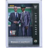 2019 Panini National Convention Instant Basketball Draft Night #DN-RL Romeo Langford /25