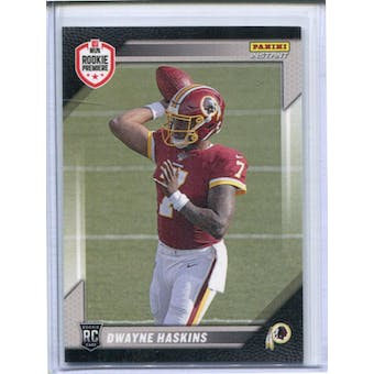 2019 Panini National Convention Instant Football NFLPA Rookie Premiere #FL5 Dwayne Haskins 19/25