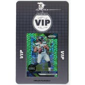 2019 Panini National VIP Party Event Badge Russell Wilson 1/1 Prizm