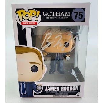 DC Gotham James Gordon Funko POP Autographed by Ben McKenzie