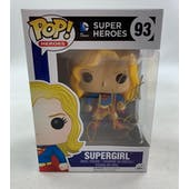 DC CW Smallville Supergirl Funko POP Autographed by Laura Vandervoort