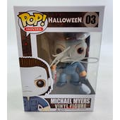 Halloween Michael Myers Funko POP Autographed by Taylor Mane