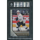 2005/06 Upper Deck #201 Sidney Crosby Young Guns Rookie BGS 9 (MINT)