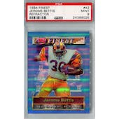 1994 Finest Refractor Football #42 Jerome Bettis PSA 9 (Mint) *6025 (Reed Buy)