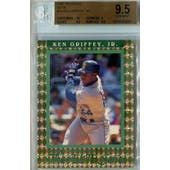 1992 Donruss Elite Baseball #13 Ken Griffey Jr. #/10,000 BGS 9.5 (Gem Mint) *3897 (Reed Buy)