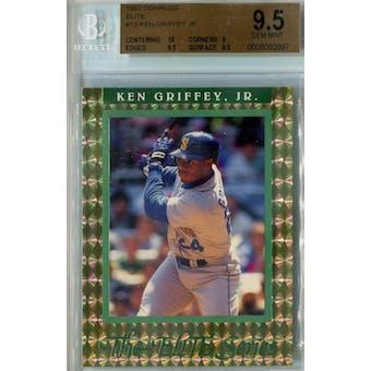 1992 Donruss Elite Baseball #13 Ken Griffey Jr. #/10,000 BGS 9.5 (Gem Mint) *3897 (Reed Buy)