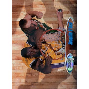 1998/99 Stadium Club Basketball #71 Shaquille O'Neal First Day Issue #/200 (Reed Buy)