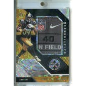2016 Panini Unparalleled Jumbo Jersey Tags Football #60 Antonio Brown 1/1 (Reed Buy)