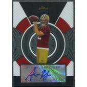 2005 Finest #151 Aaron Rodgers Rookie Auto #152/299