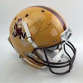 Jake Plummer Autographed Arizona State Full Size Replica Helmet (Beckett COA)
