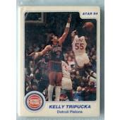 1984 Star Basketball Detroit Pistons 12 Card Set - Reed Buy