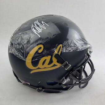DeSean Jackson Autographed California Bears Full Size Replica Helmet (JSA COA)