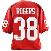 George Rogers Autographed South Carolina Gamecocks Custom Football Jersey (JSA COA)