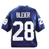 Rocky Bleier Autographed Notre Dame Custom Football Jersey (JSA COA)