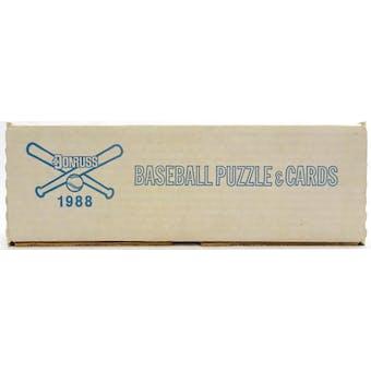 1988 Donruss Baseball Factory Set (Reed Buy)