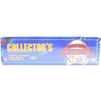 1989 Upper Deck Baseball Factory Set (Reed Buy)
