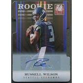 2012 Elite #190 Russell Wilson Status Rookie Auto #08/24