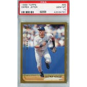 1999 Topps Baseball #85 Derek Jeter PSA 10 (GM-MT) *4761 (Reed Buy)