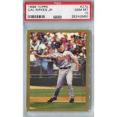 1999 Topps Baseball #270 Cal Ripken Jr PSA 10 (GM-MT) *2880 (Reed Buy)