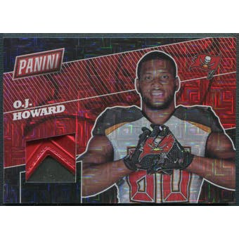 2017 Panini National Convention #17 O.J. Howard Glove #03/10