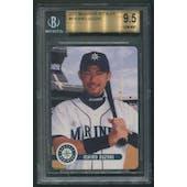 2001 Mariners Keebler #5 Ichiro Suzuki Rookie BGS 9.5 (GEM MINT)