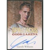 2012 Spartacus Gods of the Arena #4 Gareth Williams as Vettius Auto