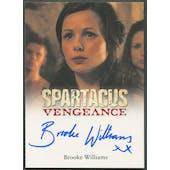 2013 Spartacus Vengeance #1 Brooke Williams as Aurelia Auto
