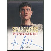 2013 Spartacus Vengeance #8 Tom Hobbs as Seppius Auto