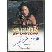 2013 Spartacus Vengeance #4 Katrina Law as Mira Auto