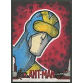 2015 Ant-Man #NNO Brian DeGuire Sketch Card of Goliath #1/1