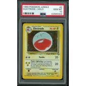 Pokemon Jungle Electrode 2/64 PSA 10 GEM MINT