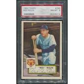 1952 Topps Baseball #296 Red Rolfe PSA 8 (NM-MT)