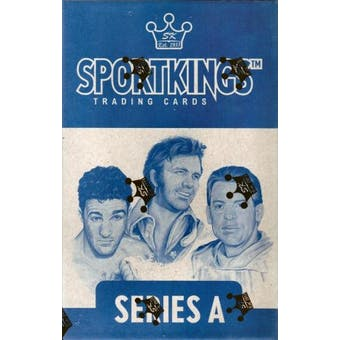 2007 Sportkings Series A Hobby Box