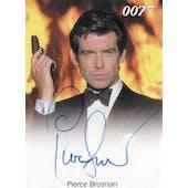 Pierce Brosnan 2010 Rittenhouse 007 James Bond (Reed Buy)