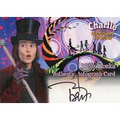 Johnny Depp Artbox Charlie & The Chocolate Factory Willie Wonka (Reed Buy)