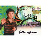 Freddie Highmore Artbox Charlie & The Chocolate Factory Charlie Bucket (Reed Buy)