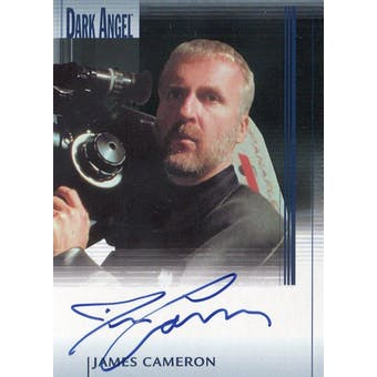 James Cameron 2002 Topps Dark Angel (Reed Buy)