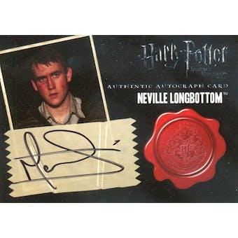 Matthew Lewis Artbox Harry Potter Deathly Hallows Part 2 Neville Longbottom (Reed Buy)