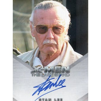 Stan Lee 2006 Rittenhouse X-Men The Last Stand Autograph (Reed Buy)