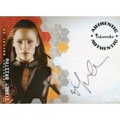 Jennifer Garner 2003 Inkworks Alias #A8 Sydney Bristow (Reed Buy)