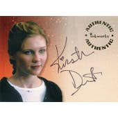 Kirsten Dunst Inkworks Small Soldiers #S2 Christy Fimple (Reed Buy)