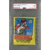 1979 Topps Baseball Wax Pack PSA 7 (NM) *6415 (Reed Buy)