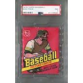 1978 Topps Baseball Wax Pack PSA 7 (NM) *6564 (Reed Buy)