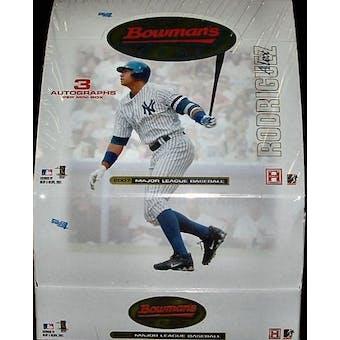2007 Bowman's Best Baseball Hobby Box