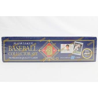 1992 Donruss Baseball Factory Set (Reed Buy)