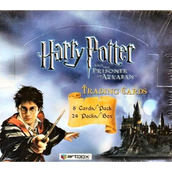 Harry Potter and the Prisoner of Azkaban Retail Box (Artbox)